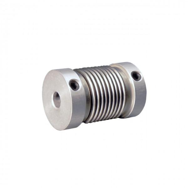Balgkupplung BK1522-XS - 2mm/2mm
