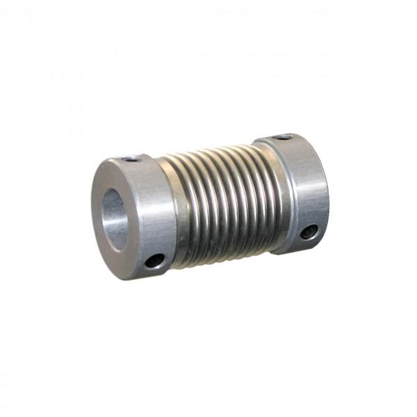 Balgkupplung BK2029-XS - 6.3mm/6.3mm