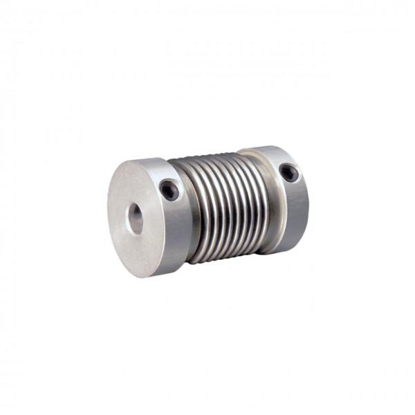 Balgkupplung BK1520-XS - 4mm/4mm