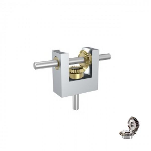 Winkelgetriebe WG4040-MO-TS/02