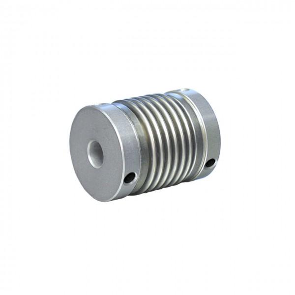 Balgkupplung BK1924-XS - 6.3mm/6.3mm