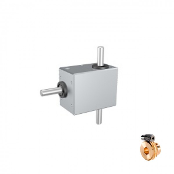Schneckengetriebe SG4050-KG-Z0/20