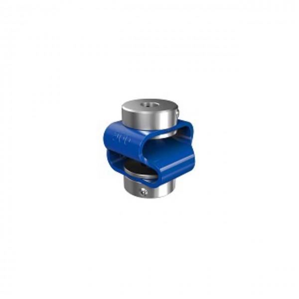 Doppelschlaufenkupplung DK2928-PS - 4mm/5mm
