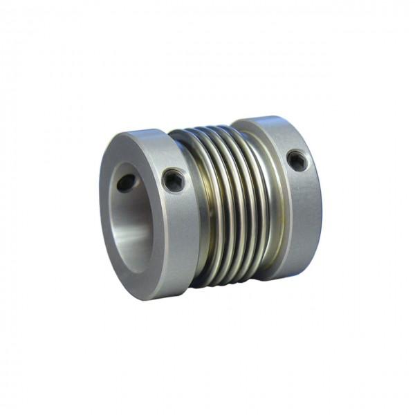 Balgkupplung BK2531-XS - 8mm/12mm