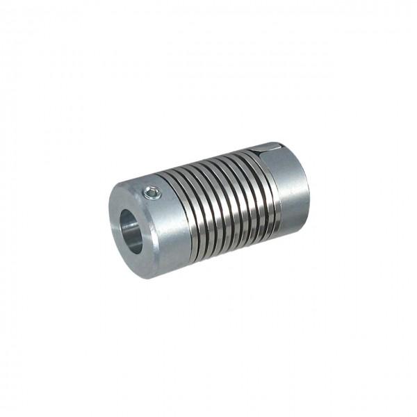 Federkupplung FK1225-ZS - 4mm/5mm