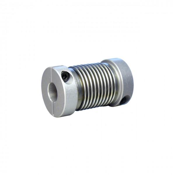 Balgkupplung BK2129-XK - 4mm/6.3mm