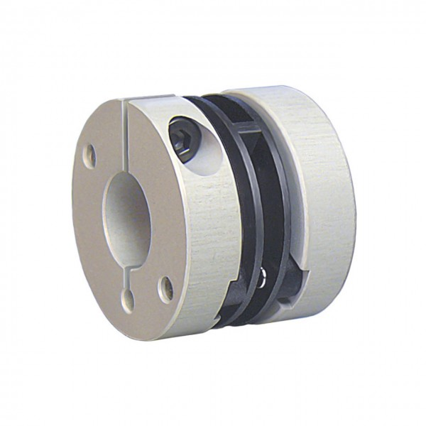 Federscheibenkupplung FS2519-KK - 4mm/8mm