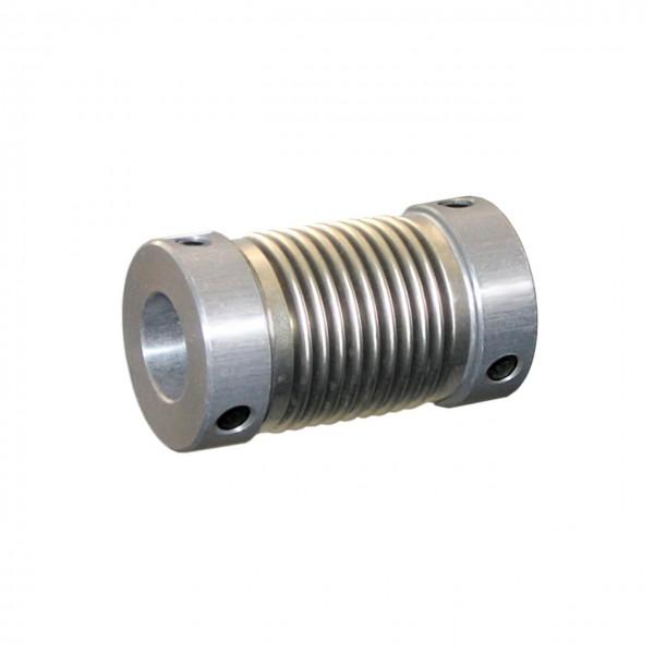Balgkupplung BK2035-XS - 6.3mm/9.5mm
