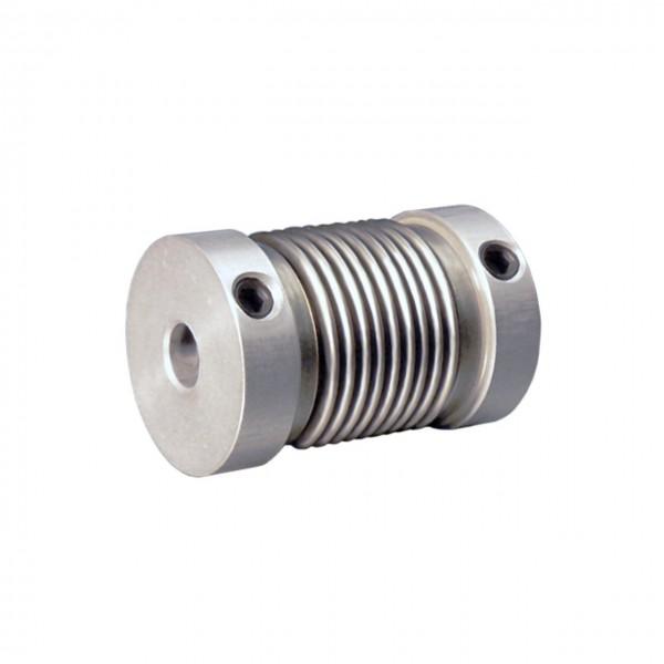 Balgkupplung BK1525-XS - 4mm/4mm