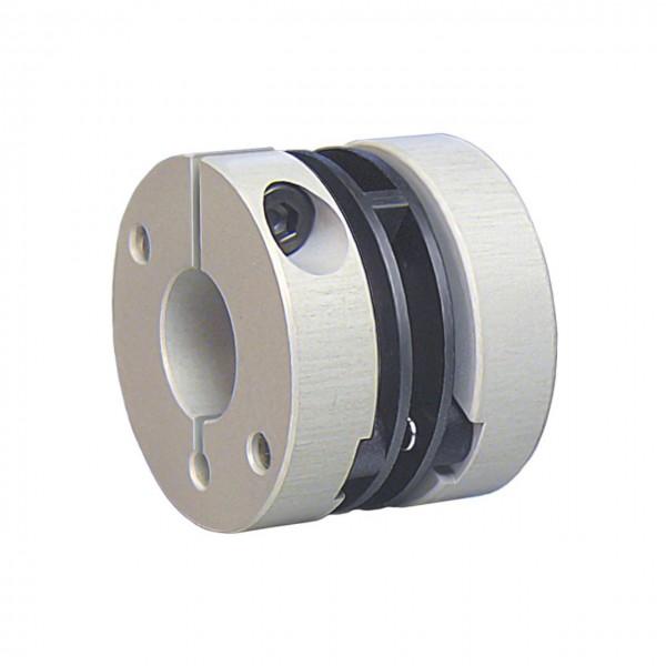 Federscheibenkupplung FS2519-KK - 10mm/10mm