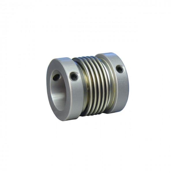 Balgkupplung BK2526-XS - 8mm/12mm