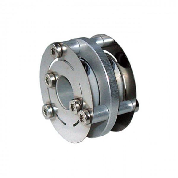 Federscheibenkupplung FS3019-XK - 3mm/6mm