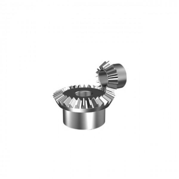 Kegelradsatz Stahl 2:1 Modul 0.7 - 15Z/30Z