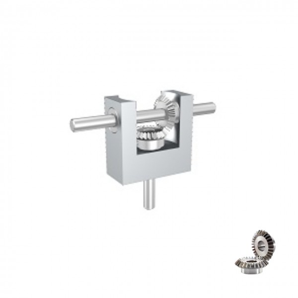 Winkelgetriebe WG4040-XO-YL/02