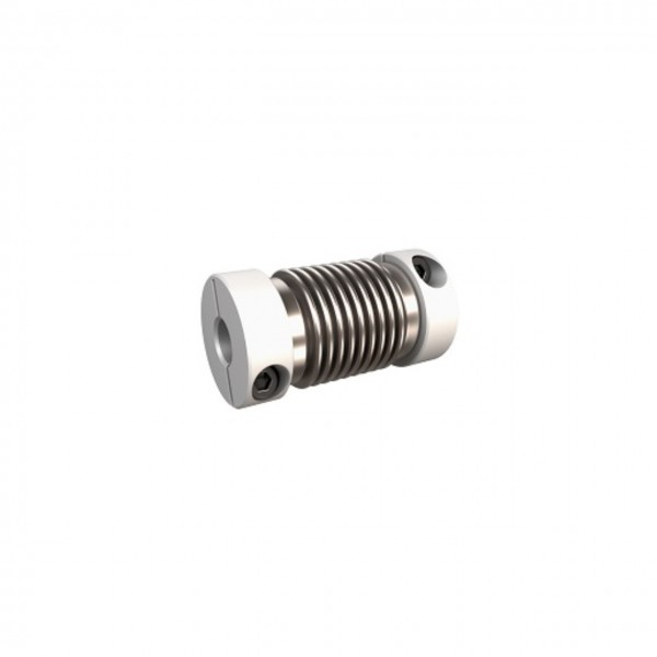 Balgkupplung BK1222-BK - 4mm/4mm